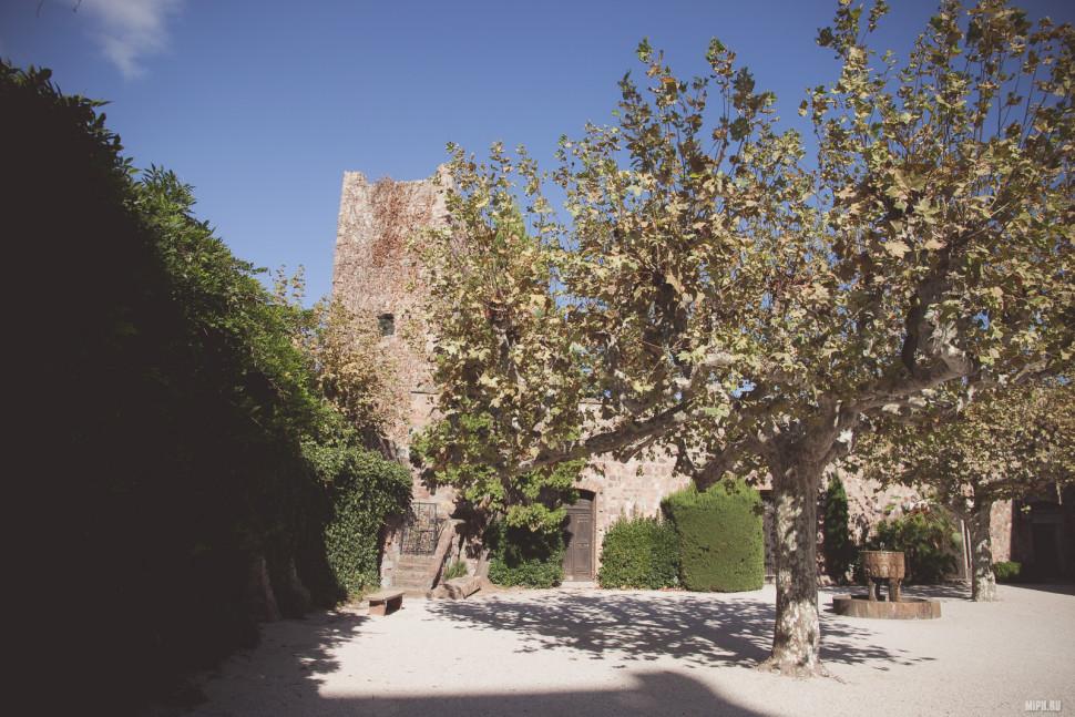 Château de la Napoule - французский замок