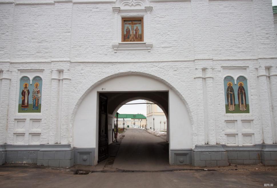 Николо-Пешношский монастырь, 1361 г.