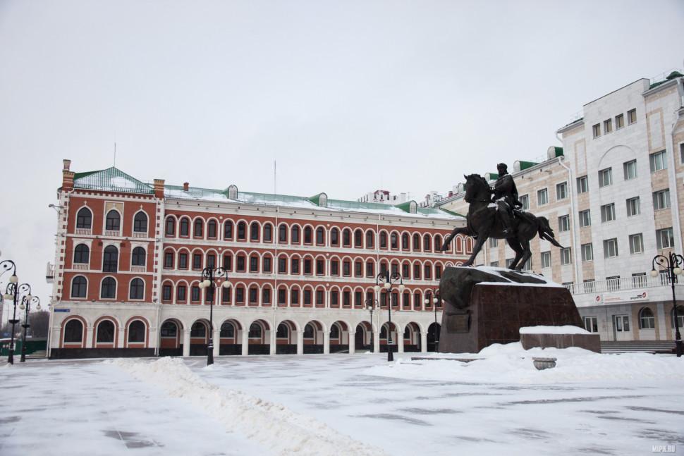 Памятник Оболенскому-Ноготкову