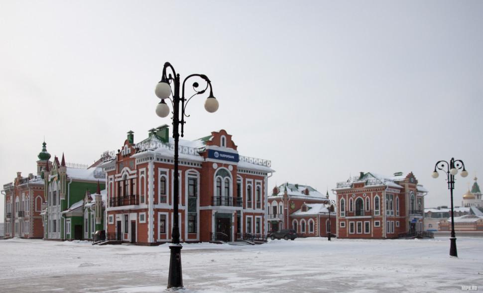 Архангельская слобода