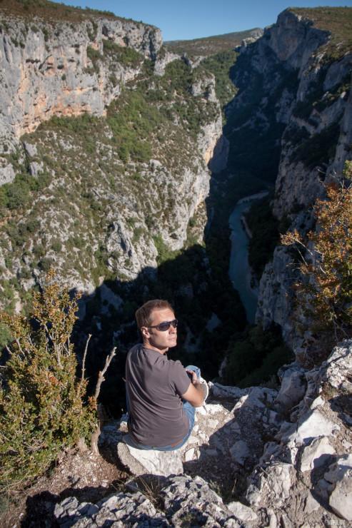 Большой Вердонский Каньон (Grand Canyon du Verdon)