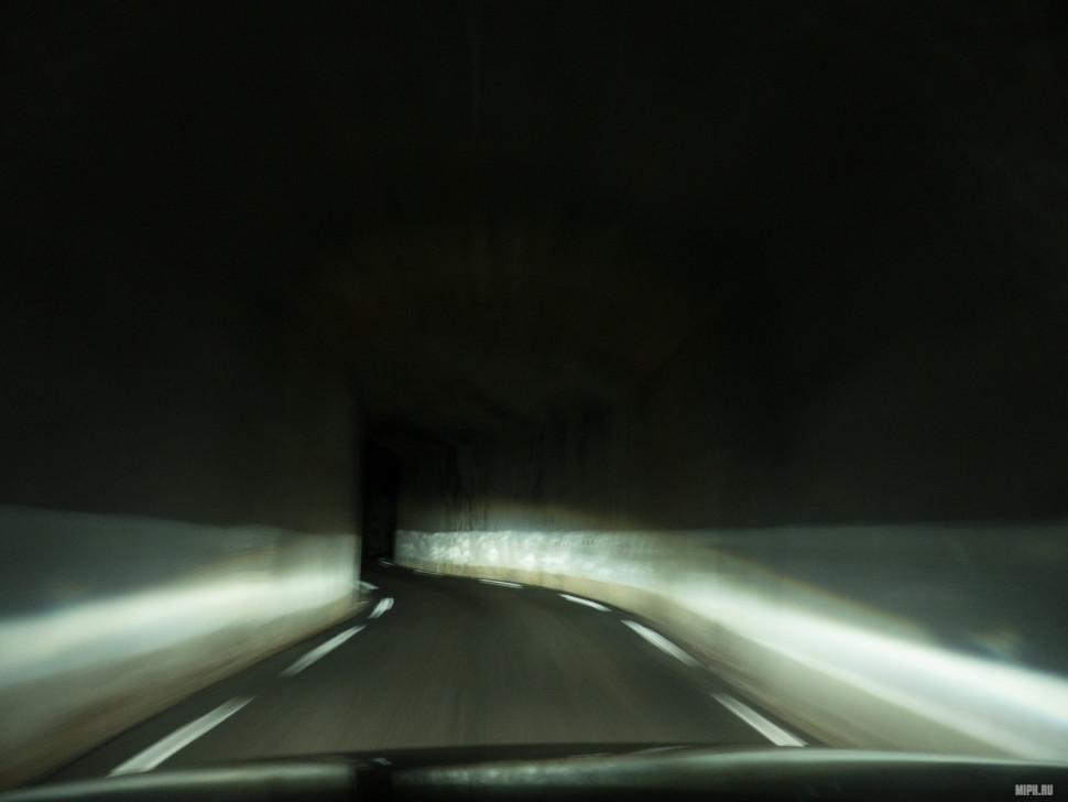 Ночное путешествия вдоль Вердонского Каньона