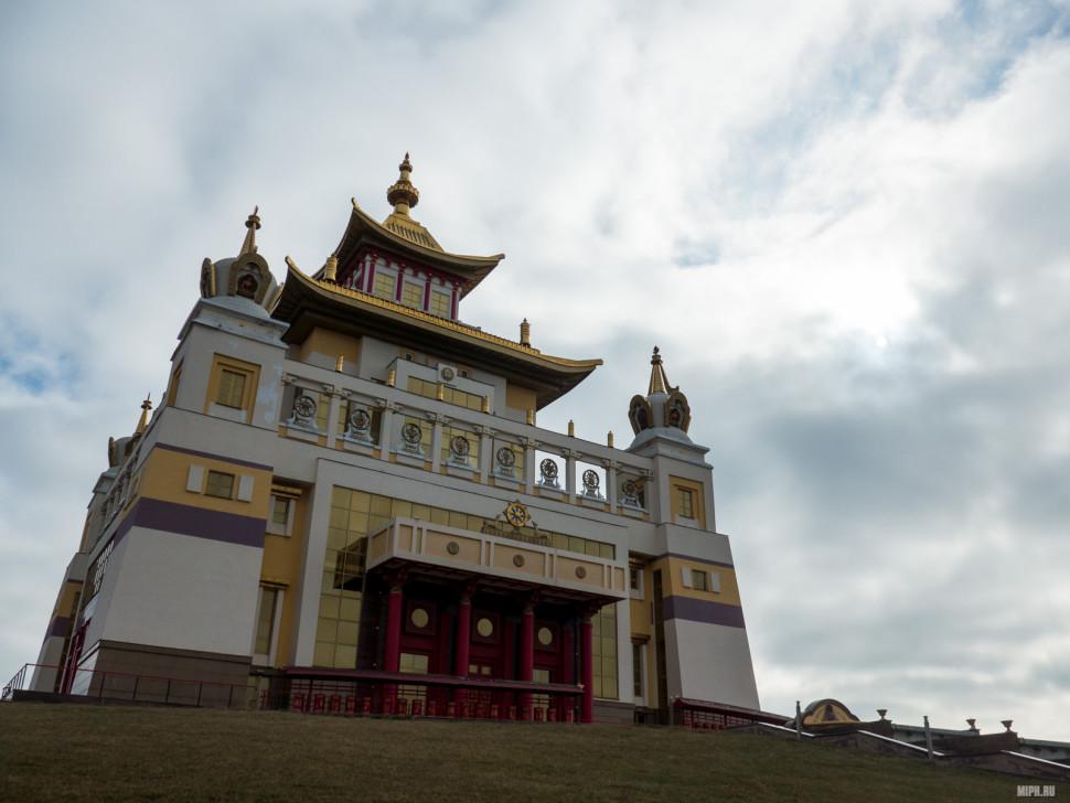 Центральный Хурул (Гол-Сюме), Обитель Будды