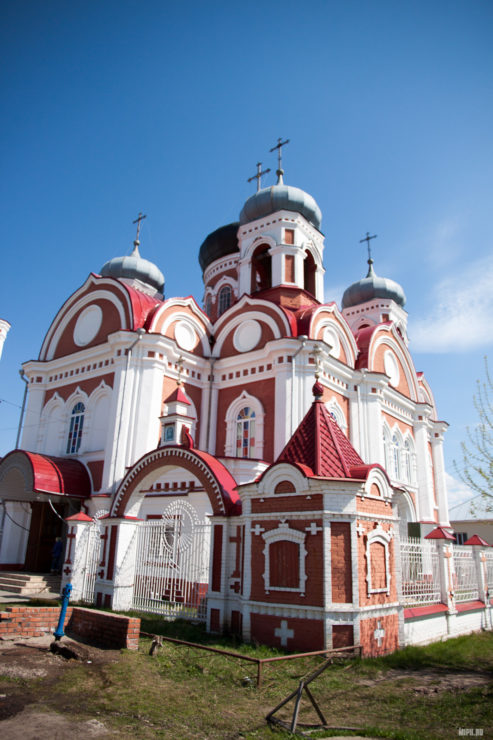 Козьмодемьянск